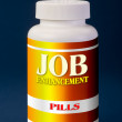 Job Pills. - Stock Photo