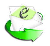 Courrier électronique. — Photo
