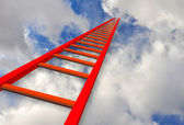 Ladder to heaven. — Stock Photo