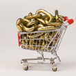 Royalty-Free Stock Photo: Shopping Cart.