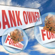 Royalty-Free Stock Photo: Foreclosure