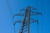 Transmission line — Stock Photo