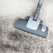 Very dirty carpet - Stock Photo