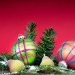 Christmas decoration — Stock Photo #8166914