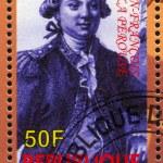 Постер, плакат: Jean Francois de La Perouse