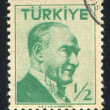 Kemal Ataturk — Stock Photo