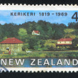 Settlement in Kerikeri - Stock Photo