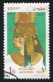 Queen Nefertari — Stock Photo