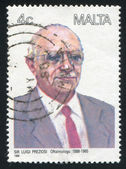 Ophthalmologist Luigi Preziosi — Stock Photo