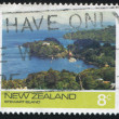 Scenery of Stewart Island — Stock Photo