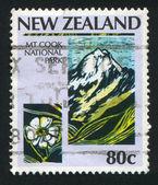 Park narodowy cooka — Zdjęcie stockowe