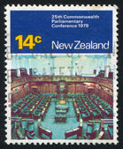 Debating Chamber — Stock Photo