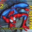 Spiderman - Stockfoto