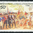French Revolution - Stockfoto