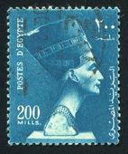 Queen Nefertiti — Stock Photo