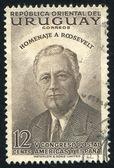 Franklin Roosevelt — Stock Photo