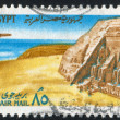 Temples at Abu Simbel - Stock Photo