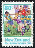 Puchar świata w rugby — Zdjęcie stockowe