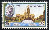 Nasser y ramses plaza — Foto de Stock