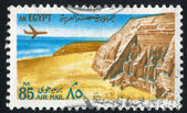 Temples at Abu Simbel — Stock Photo