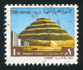 Sakkara Step Pyramid — Stock Photo