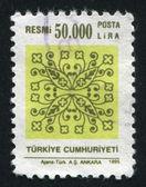 Turkish pattern — Zdjęcie stockowe