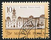 Festetics Castle, Keszthely — Stock Photo