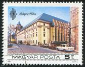 Budapeszt hilton hotel — Zdjęcie stockowe
