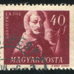 Lajos Kossuth — Stock Photo #8040001