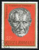 Emperor Trajan — Stock Photo