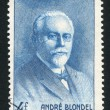 Stock Photo: Andre Eugene Blondel