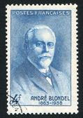 Andre Eugene Blondel — Fotografia Stock