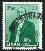 Le président fouad chéhab — Photo