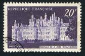 Chateau de Chambord — Stockfoto