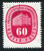Postal Savings Bank — Stock Photo