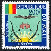 Mali (herb szlachecki — Zdjęcie stockowe