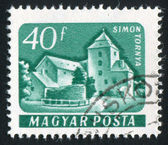 Simon Tornya Castle — Stock Photo