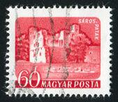 Saros-Patak Castle — Stock Photo