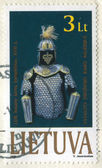 Hussar armor — Stock Photo