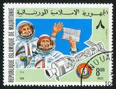 Astronauts — Stock Photo