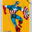 Foto de Stock  : Captain America
