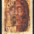 图库照片: Face of Jesus Christ