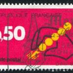 Постер, плакат: Symbol of postal code