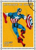 Capitão américa — Foto Stock