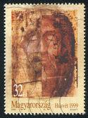 Лицо Иисуса Христа — Стоковое фото