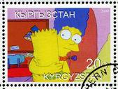 Simpsons — Stock Photo