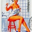 Pin-up girl — Stock Photo #8814864
