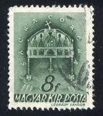 St. stephen tacını — Stok fotoğraf