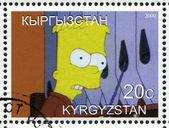 Simpson — Foto de Stock