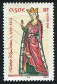 Queen Eleanor of Aquitaine — Stock Photo